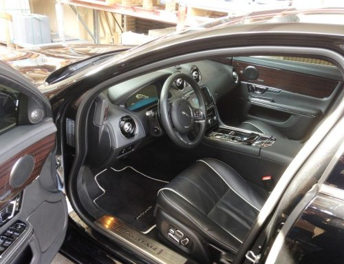 Touareg interieur carlust for Interieur jaguar