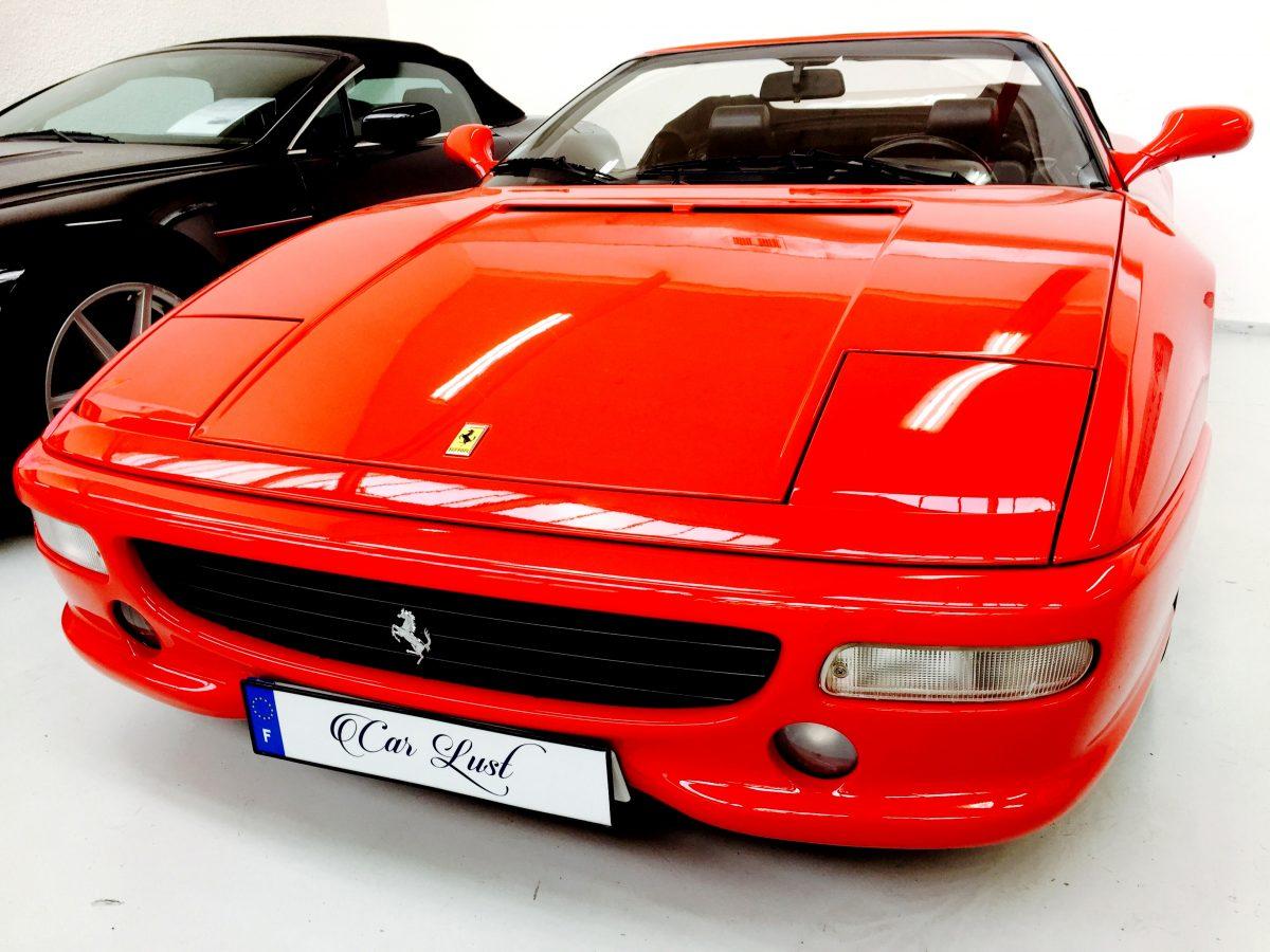 Ferrari 355 F1