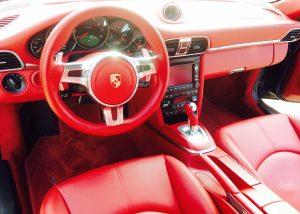 Porsche GTS 4S-Cuir Cartier
