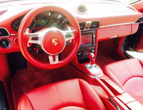 Porsche 911 Carrera 4S – Interieur