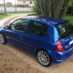 Clio RS Jean Ragnotti 88600km à vendre arrière gauche
