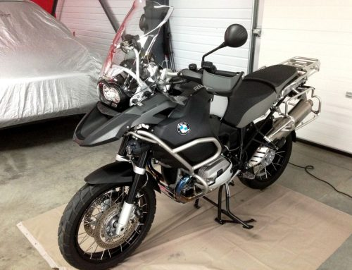 Moto – BMW