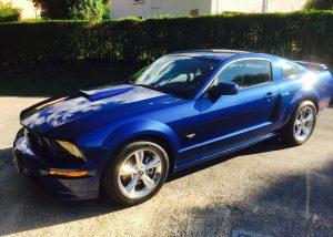 Mustang GT Special California