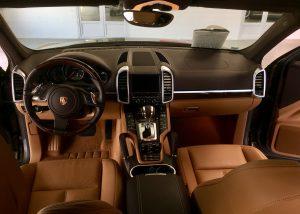 Interieur Porsche Cayenne 2013