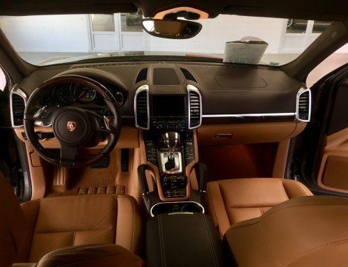 Porsche Intérieur