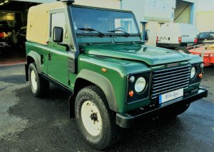Land Rover Defender 1993