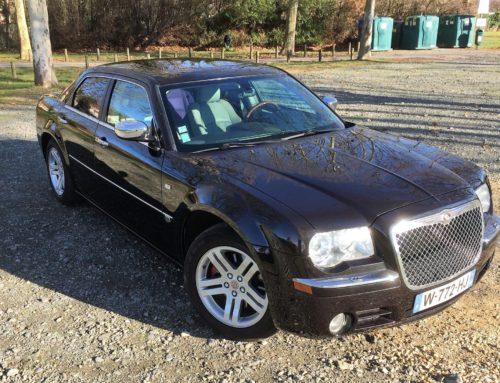 Chrysler 300C 3.0 V6 Diesel