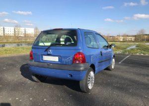 arriere-droit-renault-twingo-16V-bleue-2007-83000km-