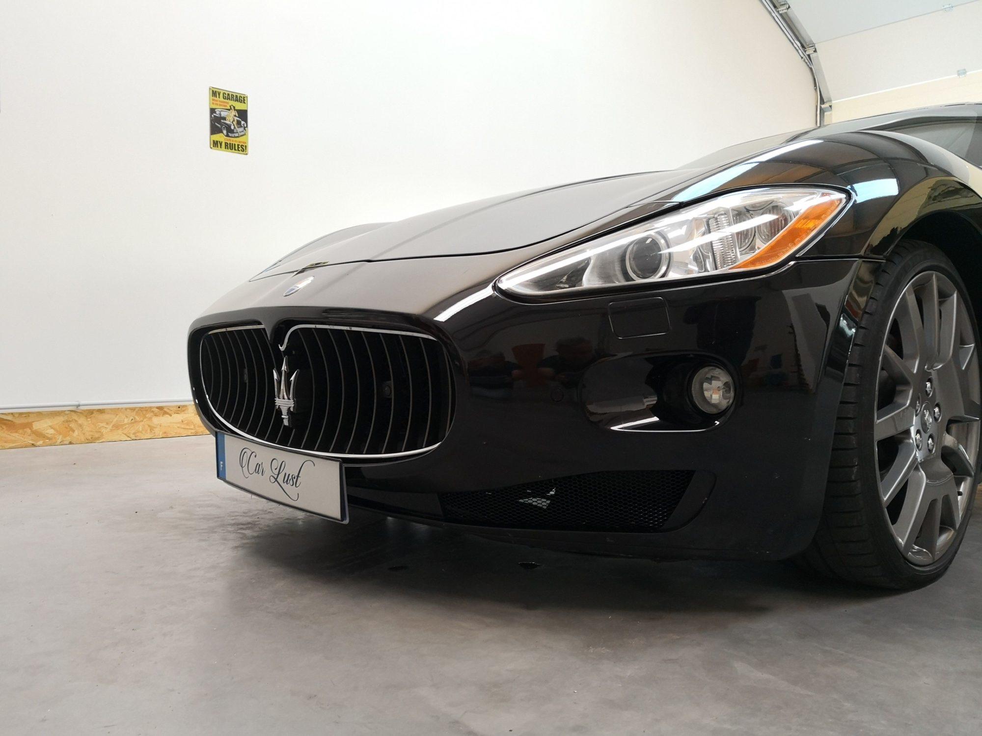 Maserati Granturismo St André