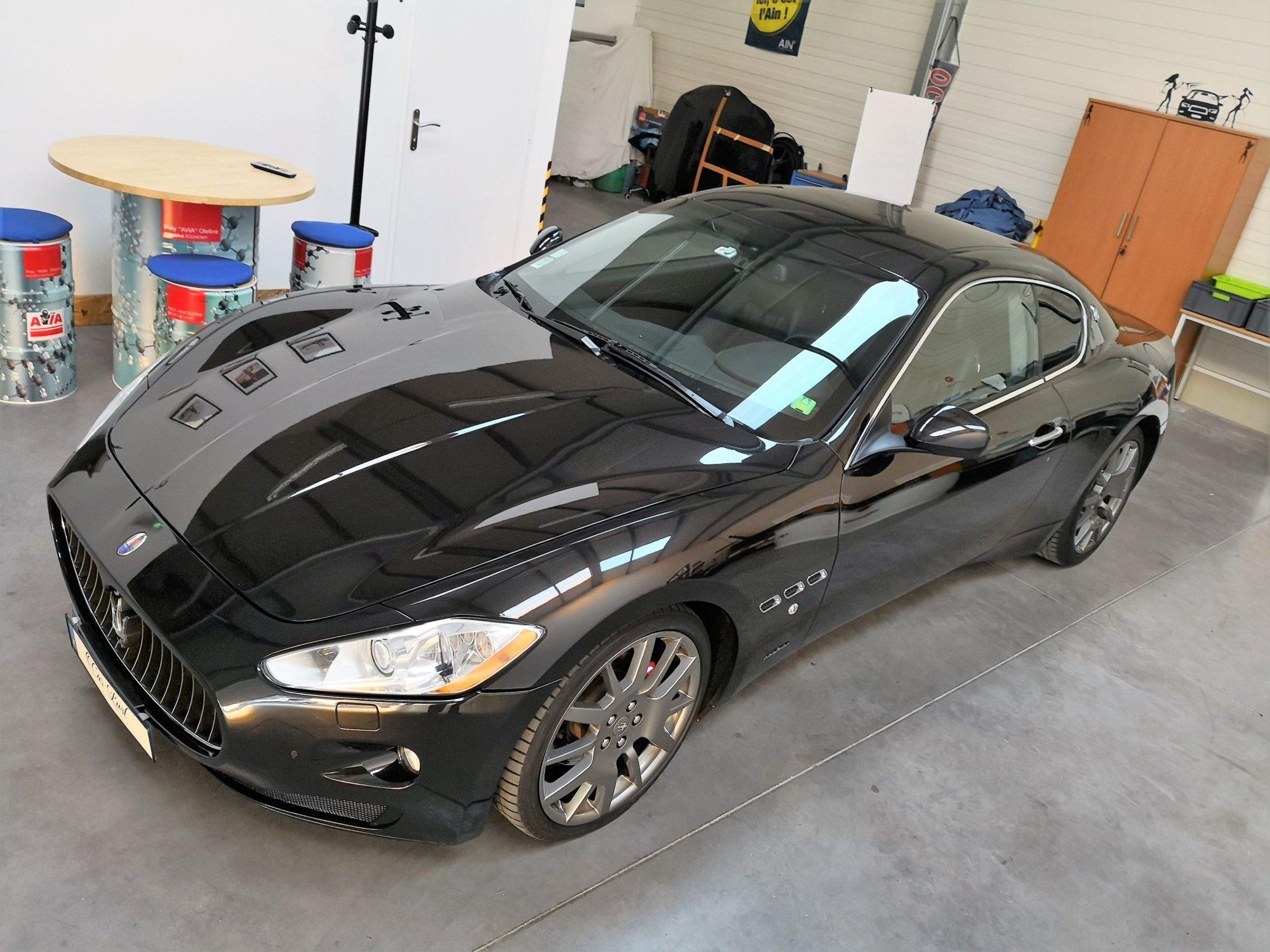 Maserati Granturismo Illan CTO