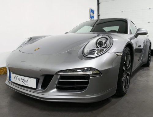 Porsche 991 AeroKit