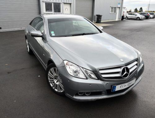 Mercedes Coupé E250 CDI à vendre