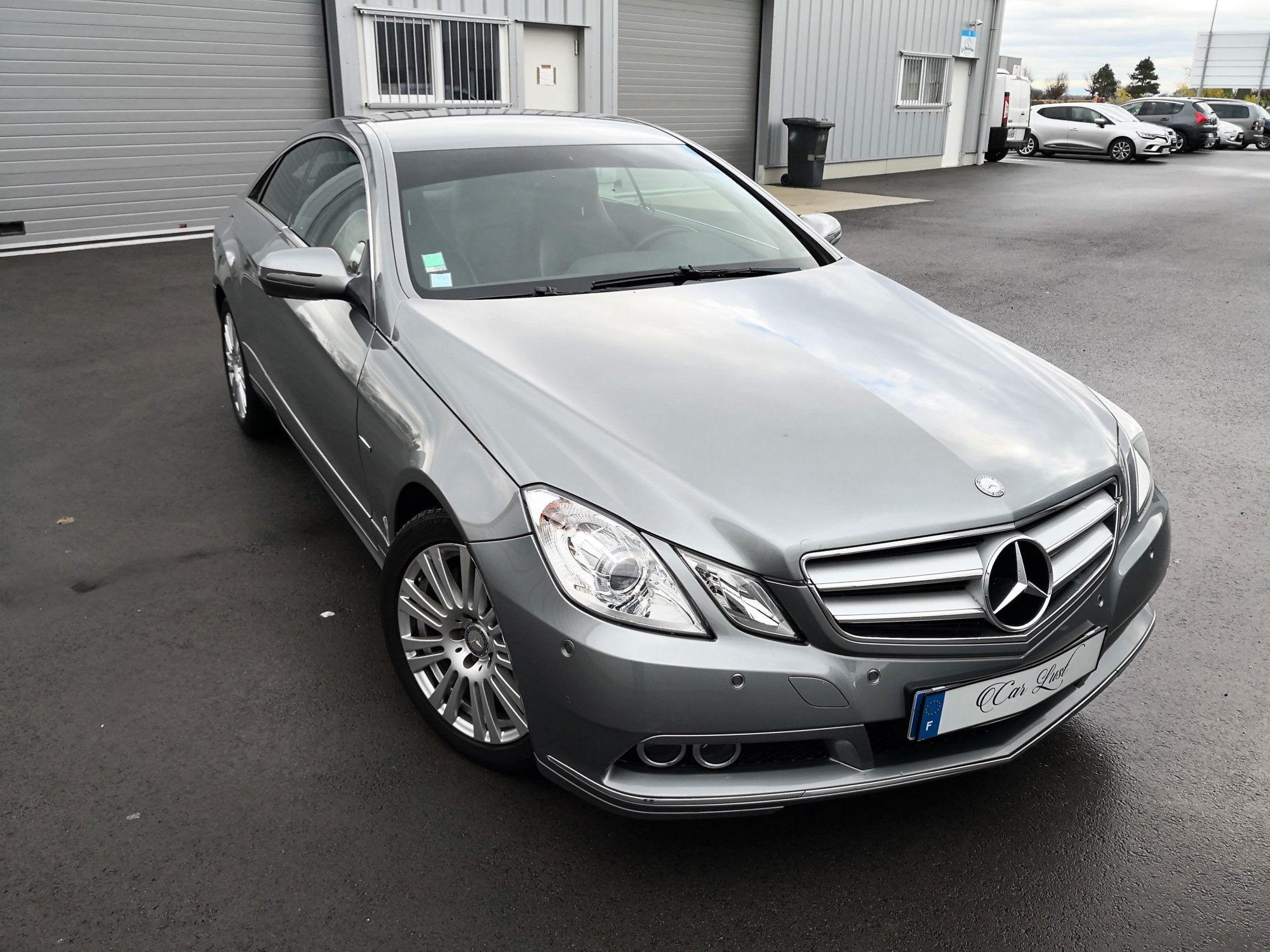Coupe Mercedes C250 CDI
