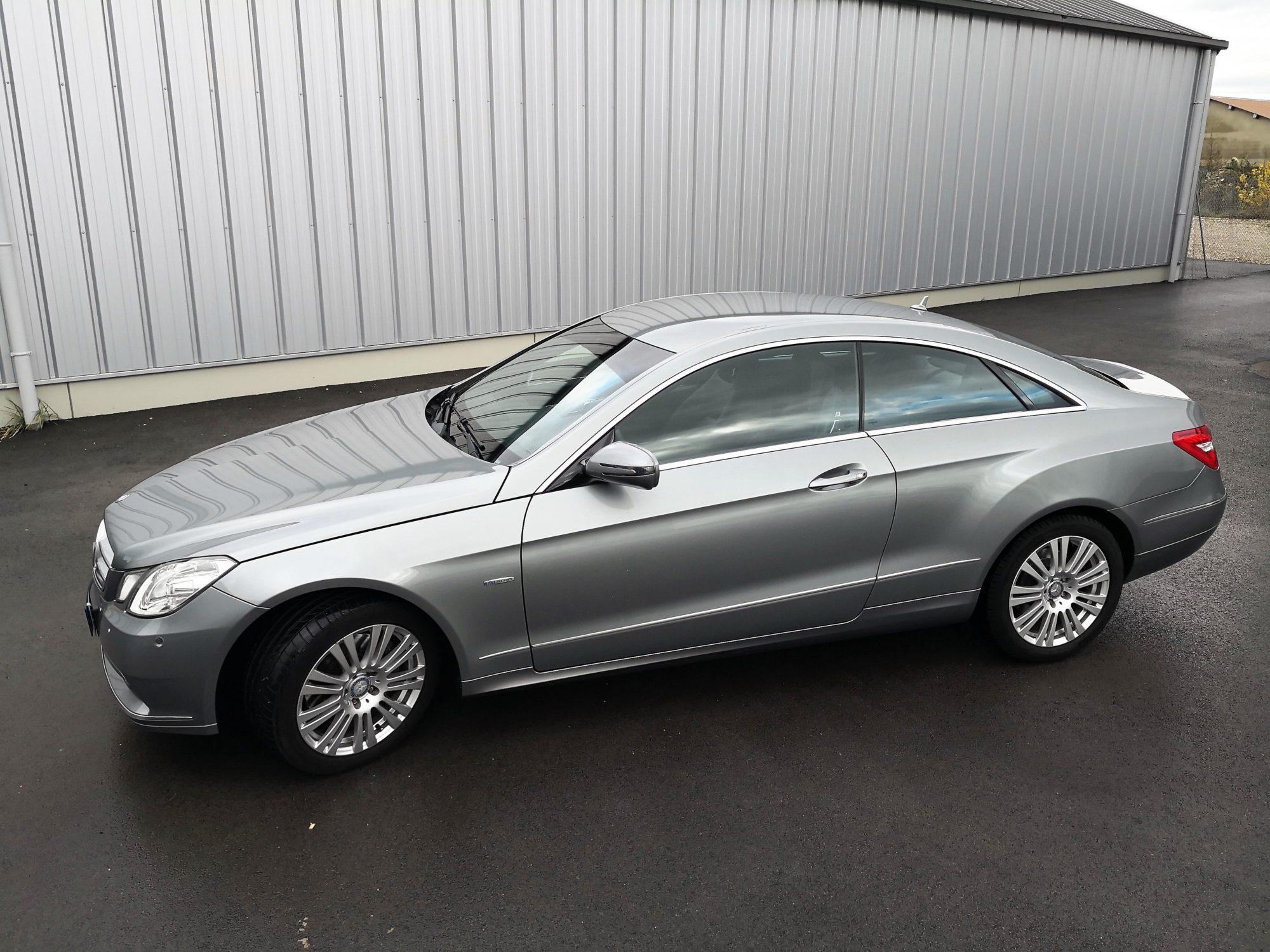 Mercedes C250 a vendre