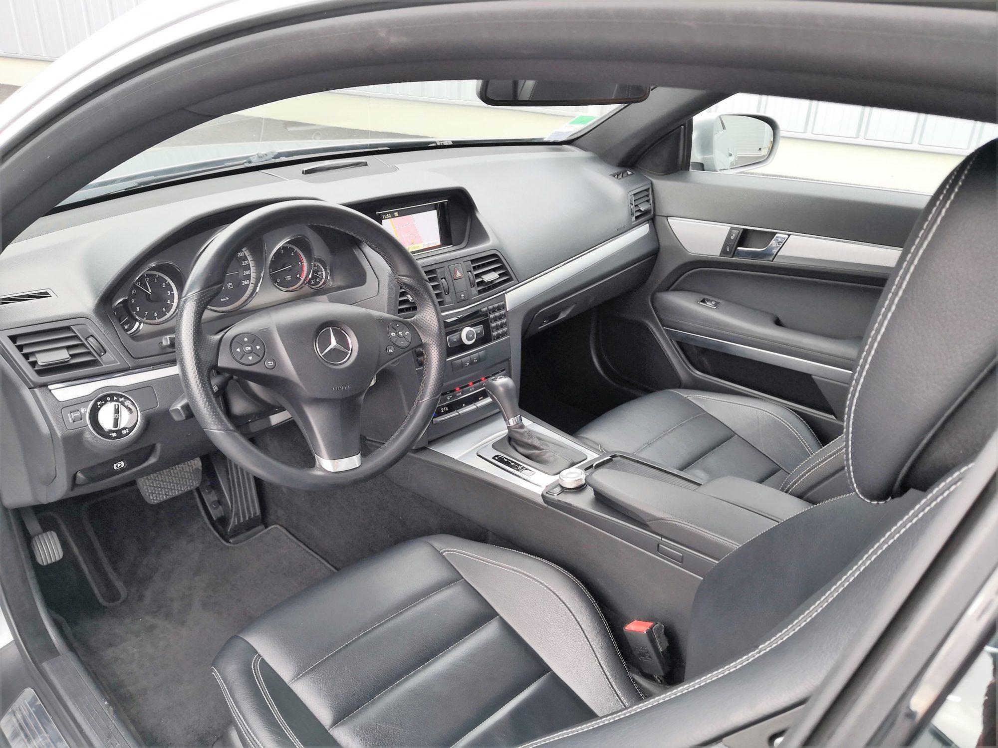 Coupe Mercedes C250 à vendre