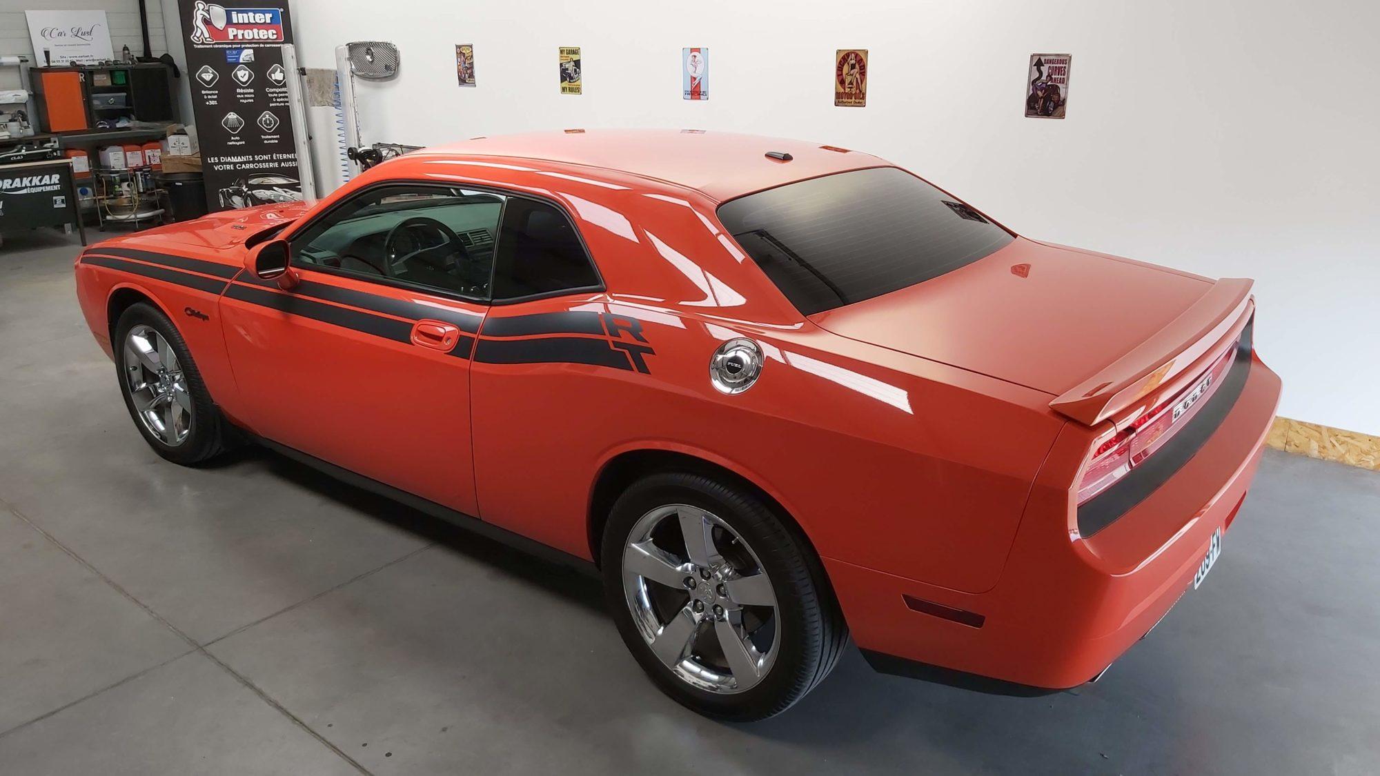 Dodge Chalenger RT2