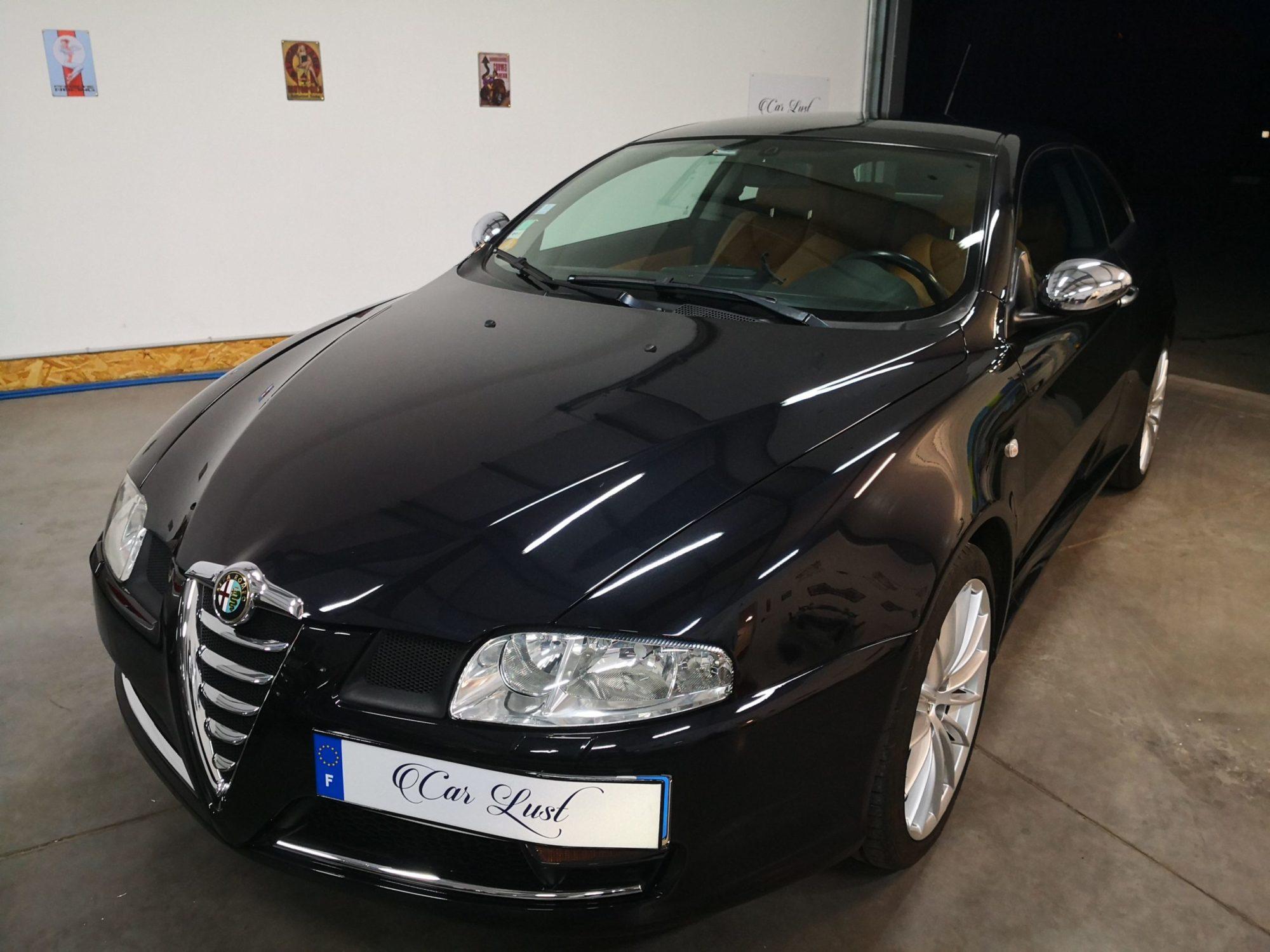Alfa Romeo GT céramique