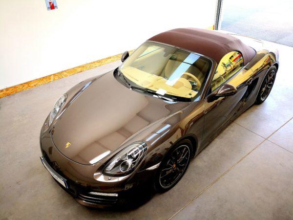 Porsche Boxster 988 Cocoa