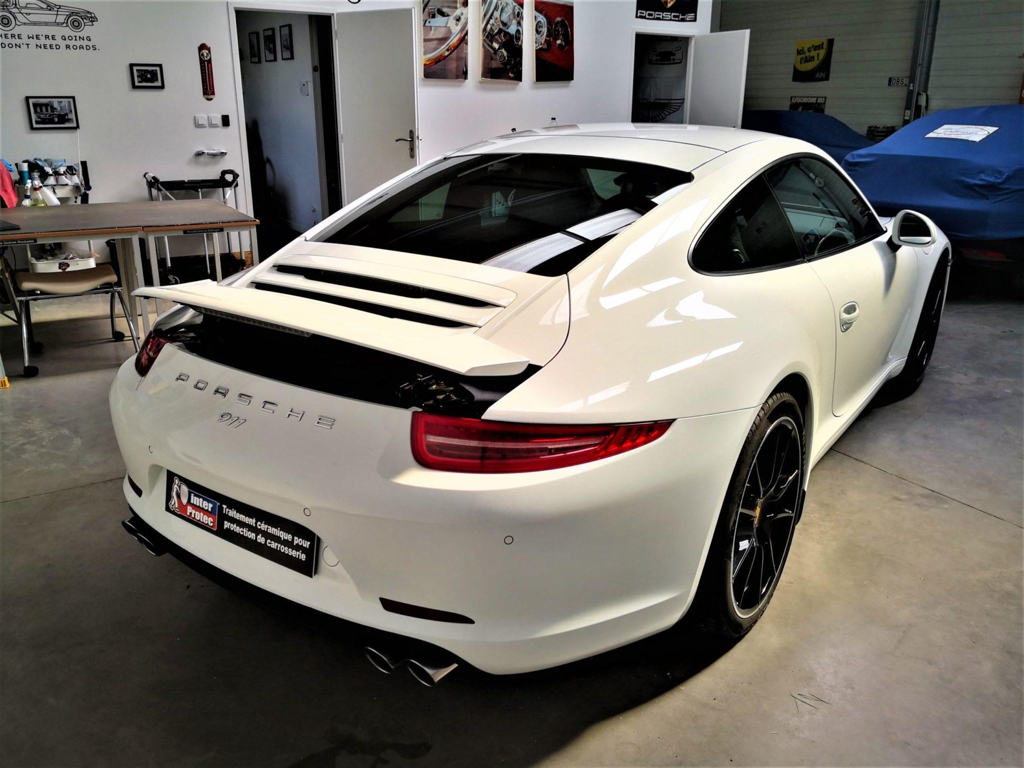 Porsche 991 Ph2