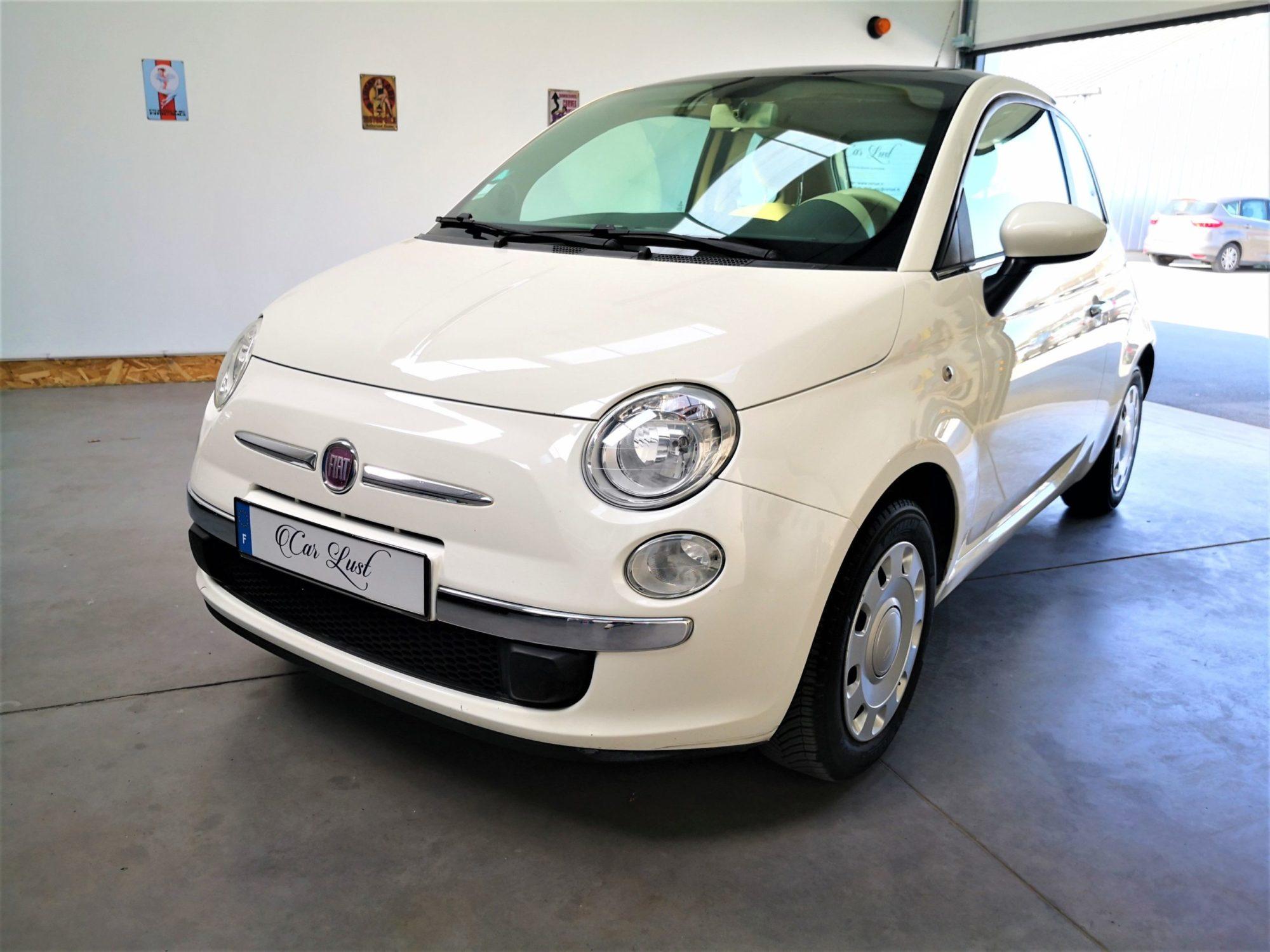 Fiat 500 Coco