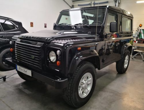 Land Rover Defender B90