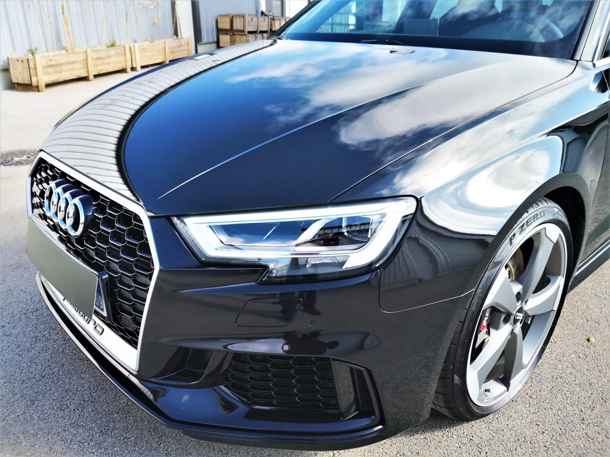 Audi RS3 Black panther AV
