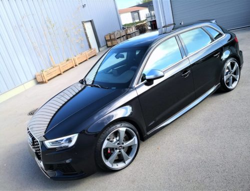 Audi RS3 Black Panther