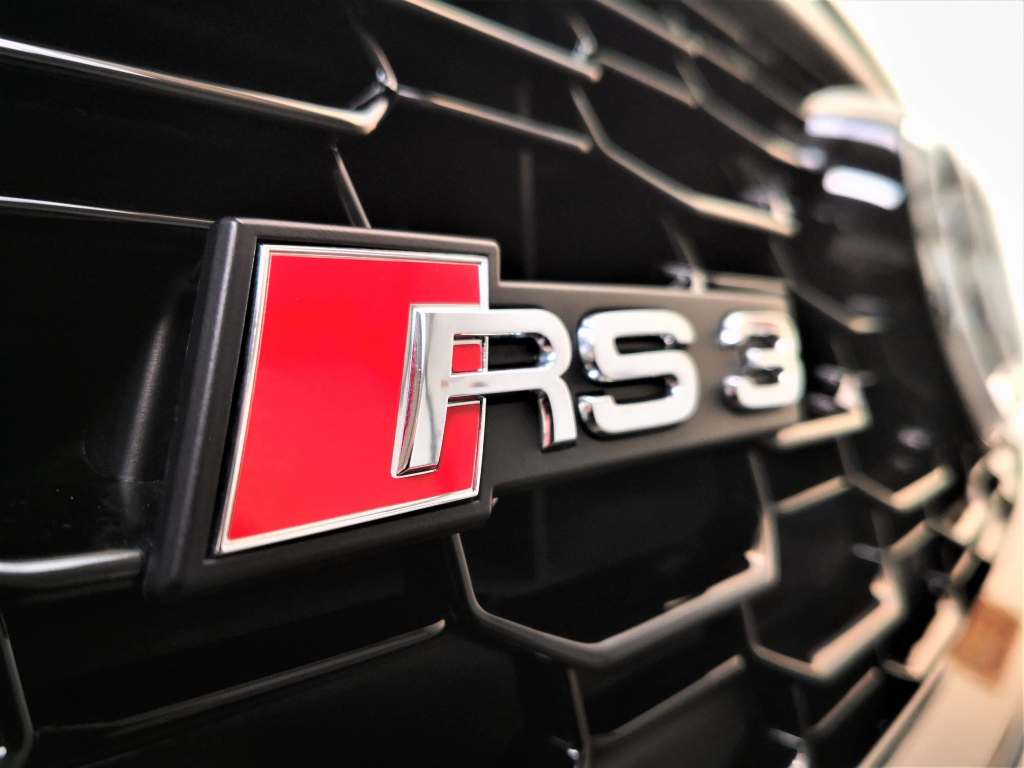 Audi RS3 Black panther RS3