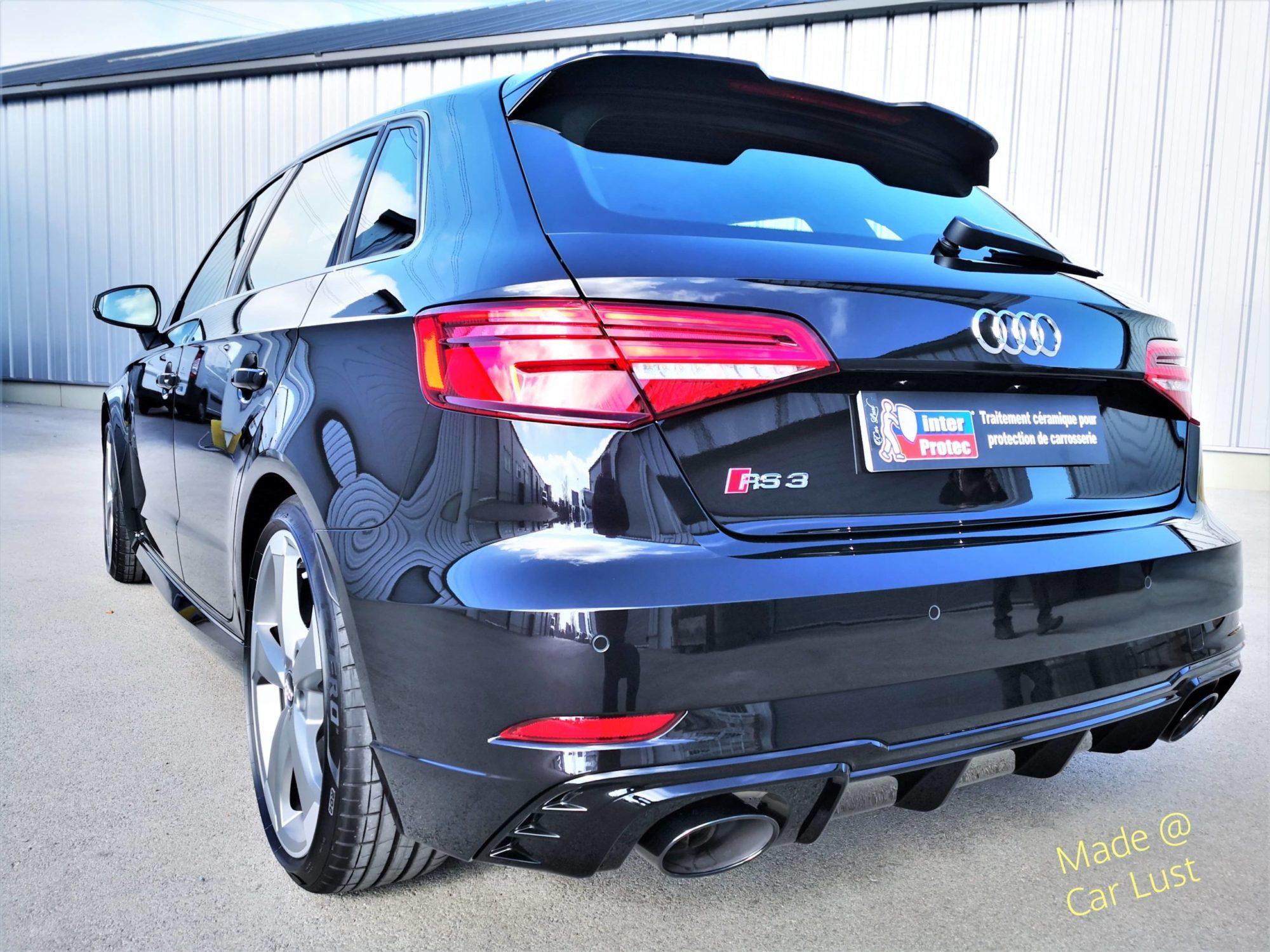 Audi RS3 Black panther AR